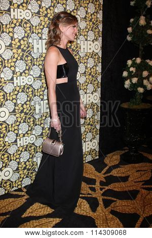 LOS ANGELES - JAN 10:  Natalie Morales at the HBO Golden Globes After Party 2016 at the Beverly Hilton on January 10, 2016 in Beverly Hills, CA