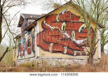 Old Monster House