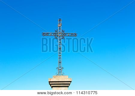 Catholic     Abstract  Cross D The Sky Background