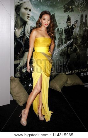 Jamie Chung at the Los Angeles Premiere of