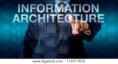 Touching Information Architecture Online