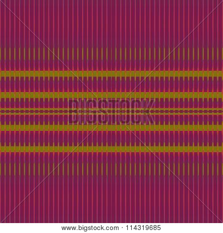 Abstract red yellow seamless striped pattern