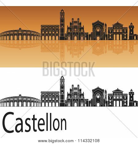 Castellon Skyline