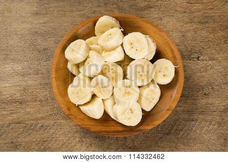 Sliced Banana