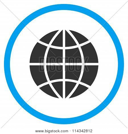Planet Globe Icon