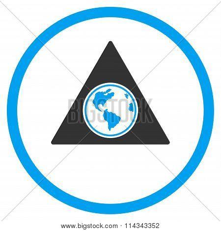 Terra Triangle Icon