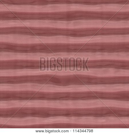 Muted reddish irregular horizontally striped pattern