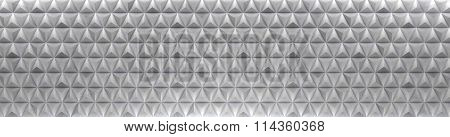High Detail Aluminum Extra Wide Background (website Head)