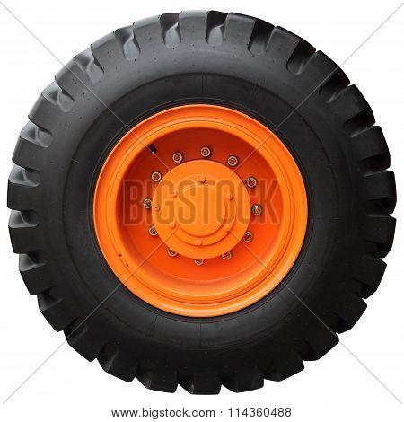 The Orange Wheel