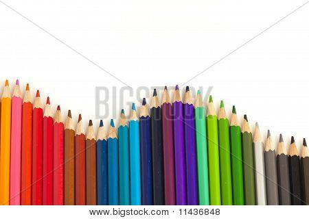 Crayons Wave