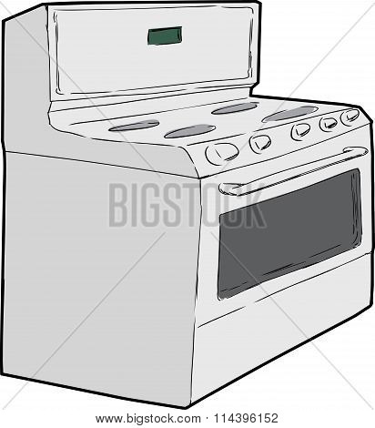 Generic Single Induction Stove