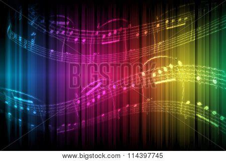 Musical Spectrum