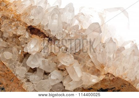 Heulandite Crystal Healing Stone