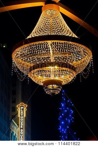 Playhouse Chandelier
