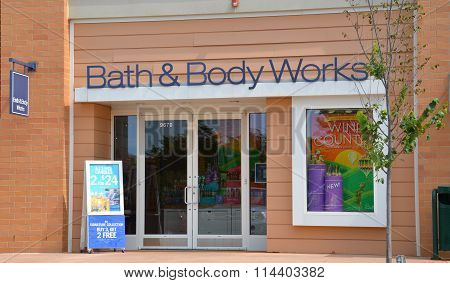Bad & Body Works Store