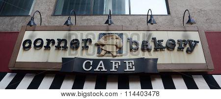 Corner Bakery Cafe Store Logo