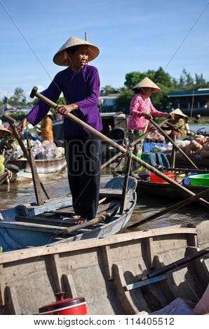 Floating Market,