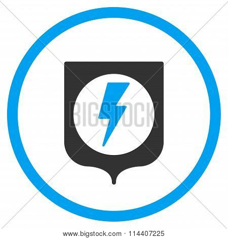 Electric Protection Icon