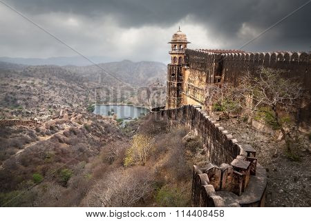 Jaigarh Fort In India