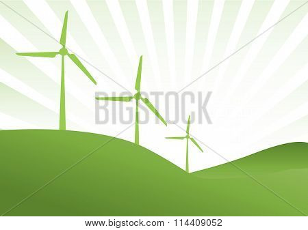 Green Wind Generator