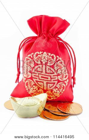 Chinese New Year Gift Bag.