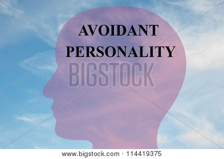 Avoidant Personality Concept