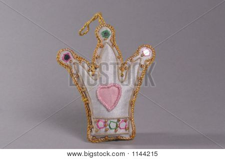 Crown Shaped Decoration