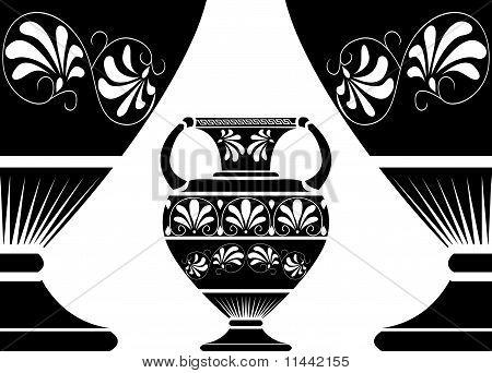 Ancient Greek amphora