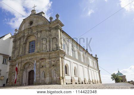 The Holy Cross Monastery, Poland