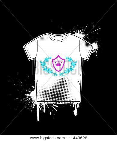 Old Shirt Retro Design