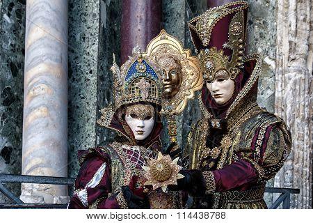 Venice Carnival, Carnival di Venezia, Italy