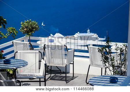 Santorini - Beautiful Place For A Relaxing