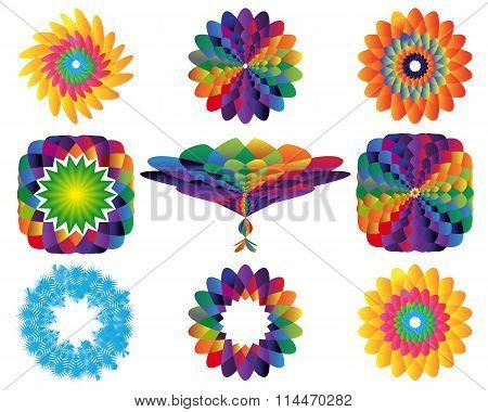 Various Geometric Shapes