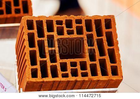 Orange Hollow Clay Block