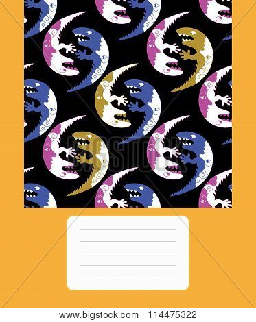 Copybook Cover 11