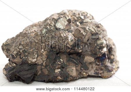 Bornite Mineral Sample