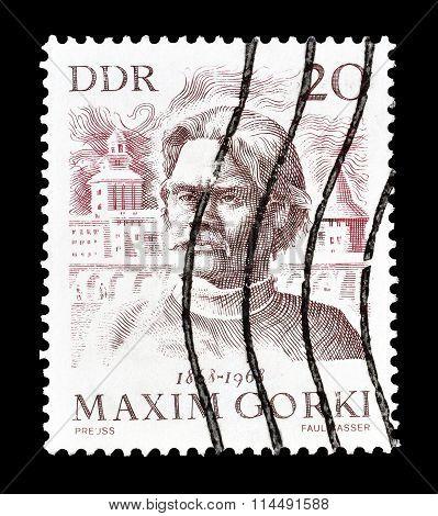 Maxim Gorky 1968