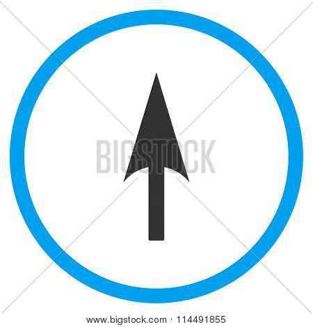 Arrow Axis Y Icon