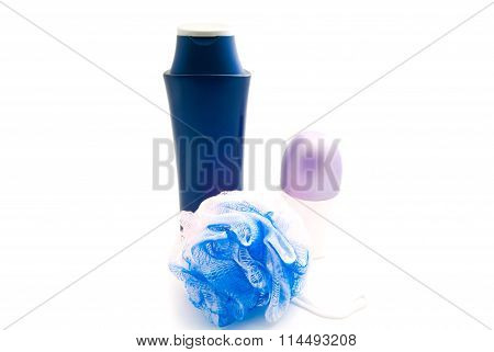Deodorant, Wisp And Shampoo