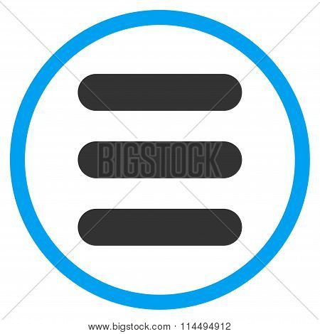 Stack Flat Icon