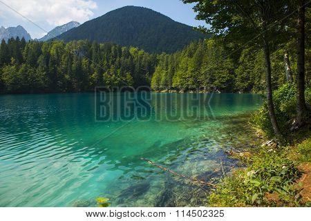 Laghi di Fusine / Fusine lakes / Belopeska jezera, Italy