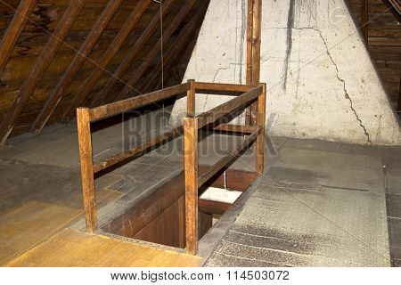 Old Empty Attic