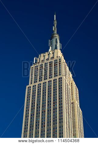 Empire State Building.