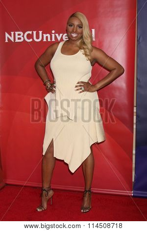 LOS ANGELES - JAN 14:  Nene Leakes at the NBCUniversal Cable TCA Press Day Winter 2016 at the Langham Huntington Hotel on January 14, 2016 in Pasadena, CA