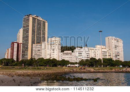 Apartment Buildings in Rio de Janeiro