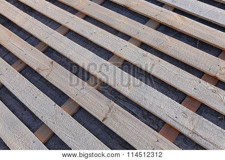 Lathing Of Roofing System