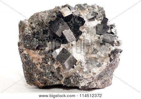Magnetite Mineral Sample