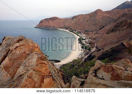 Asia East Timor Timor Leste Dili Kap Fatucama