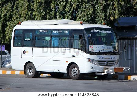 Yutong Mini Bus