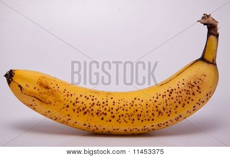 Aging Spotted Banana